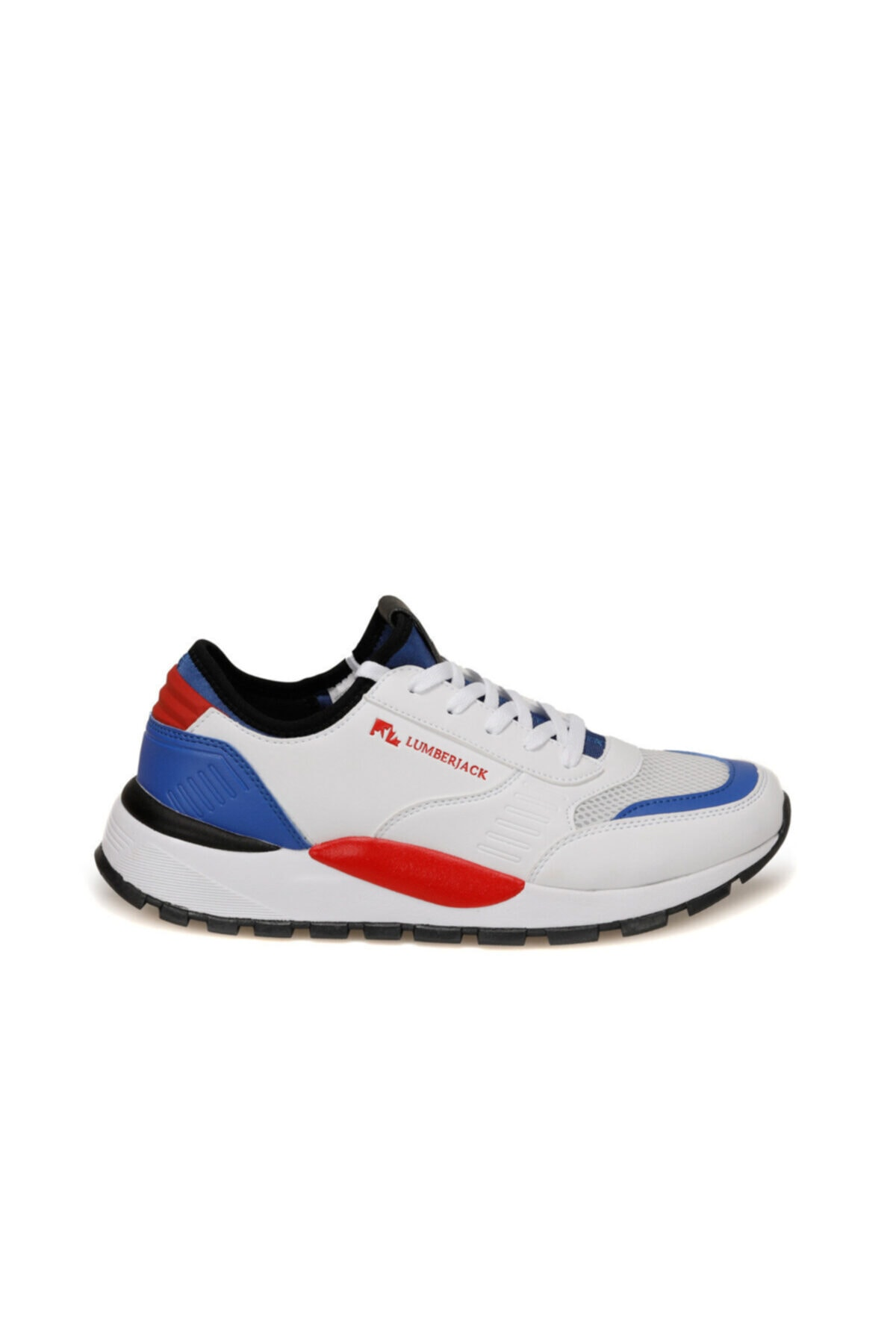 lumberjack MORVAN 9PR Beyaz Erkek Sneaker Ayakkabı 100406600 2