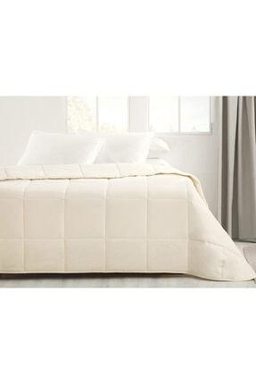 English Home Layna Yıkanabilir Yün Çift Kişilik Yorgan 195X215 Cm Beyaz