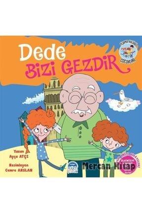 Martı Yayınları Dede Bizi Gezdir-hayat Ünite Hikayeleri-pijama Kulübü Çocukları