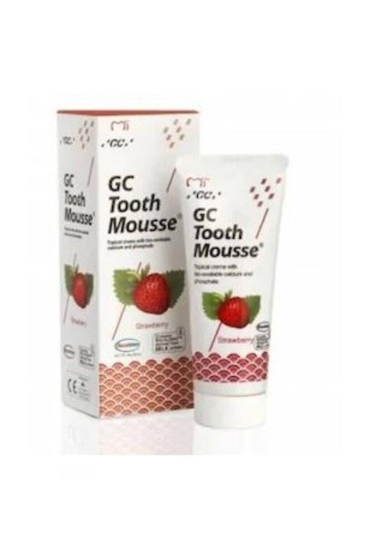 GC Tooth Mousse Çilek 1
