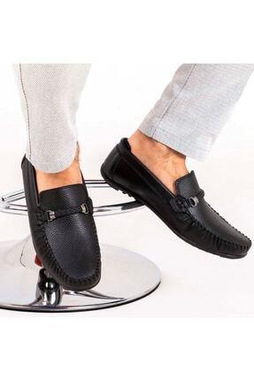 Milano Brava Ortopedik Loafer Erkek Ayakkabı Mln1102 Siyah