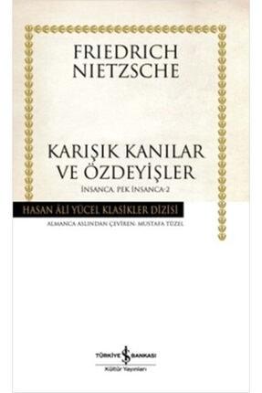 İş Bankası Kültür Yayınları Insanca Pek Insanca 2 Karışık Kanılar Ve Özdeyişler Hasan Ali Yücel Klasikleri