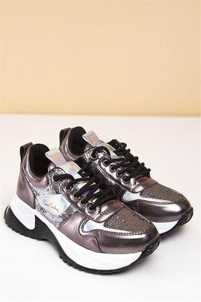Pierre Cardin PC-30212 Platin Kadın Spor Ayakkabı