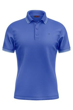 Kappa 6113sw0 Rdk Erkel Polo T-shirt Santa _ Mavi S