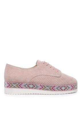 KEMAL TANCA Kadın Derı Ayakkabı Ayakkabı 653 1861 Byn Ayk