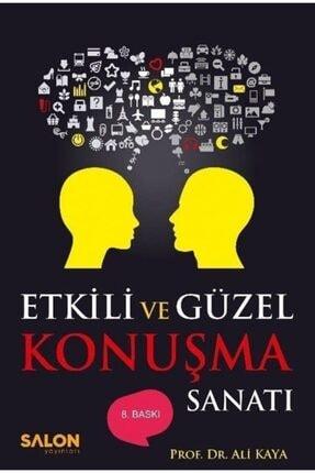 Salon Yayınları Etkili Ve Güzel Konuşma Sanatı