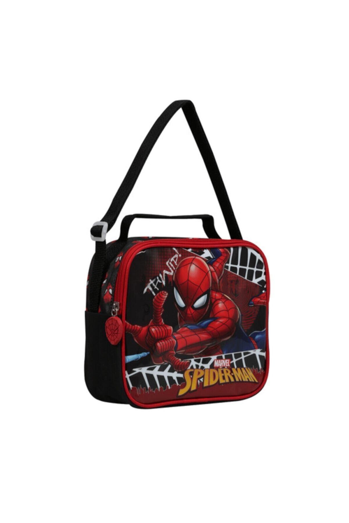 Şahin Spiderman Beslenme Çantası Echo Spider Eyes 5250 2