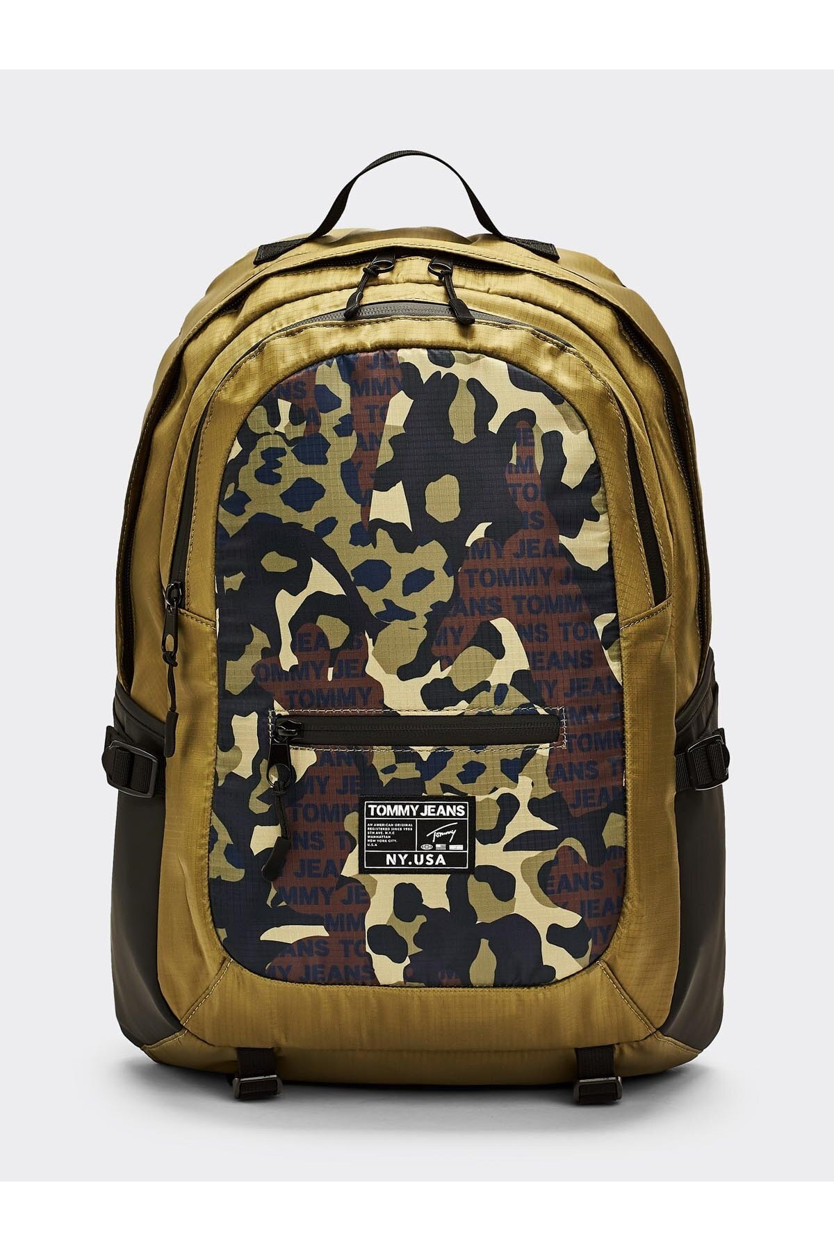Tommy Hilfiger Tjm Urban Tech Backpack Nyl Cam 1
