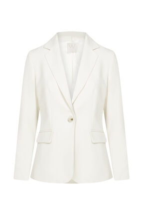 W Collection Mono Kapamalı Ceket