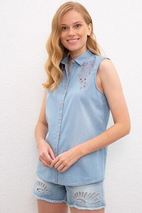 U.S. Polo Assn. Kadın Gömlek G082sz077.000.982989