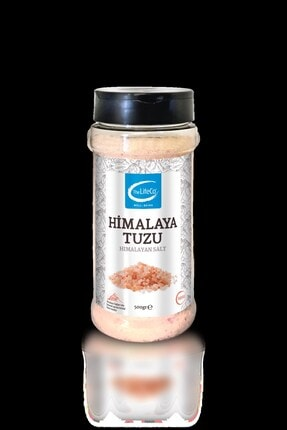 The LifeCo Pembe Himalaya Kristal Tuzu 500 gr