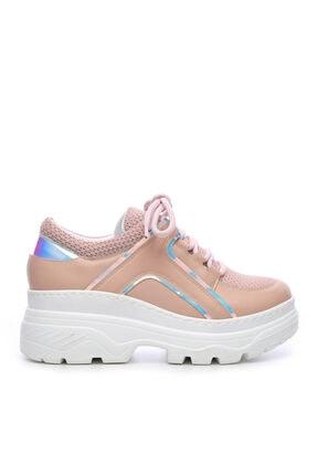 KEMAL TANCA Kadın Tekstıl/vegan Sneakers & Spor Ayakkabı 689 301 Rg Bn Ayk Y19