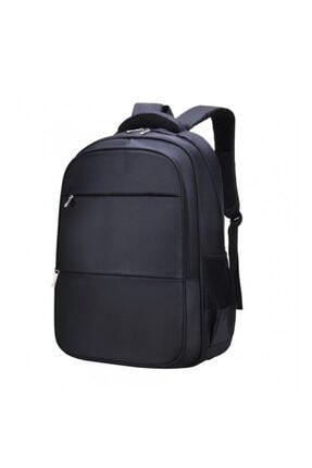 Avrupa Çanta Syg Sırt Çantası Su Geçirmez 17 Inç Laptop Notebook Bölmeli Siyah Av2000
