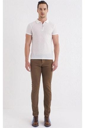 Efor 048 Slim Fit Haki Spor Pantolon