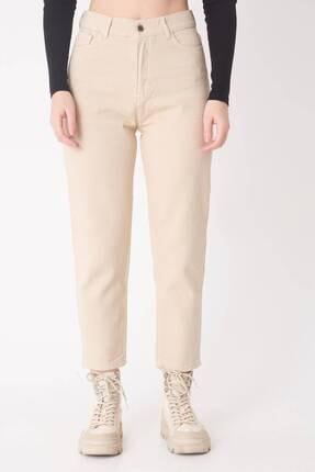 Addax Kadın Taş Cep Detaylı Pantolon Pn4387 - Pnc ADX-0000023472