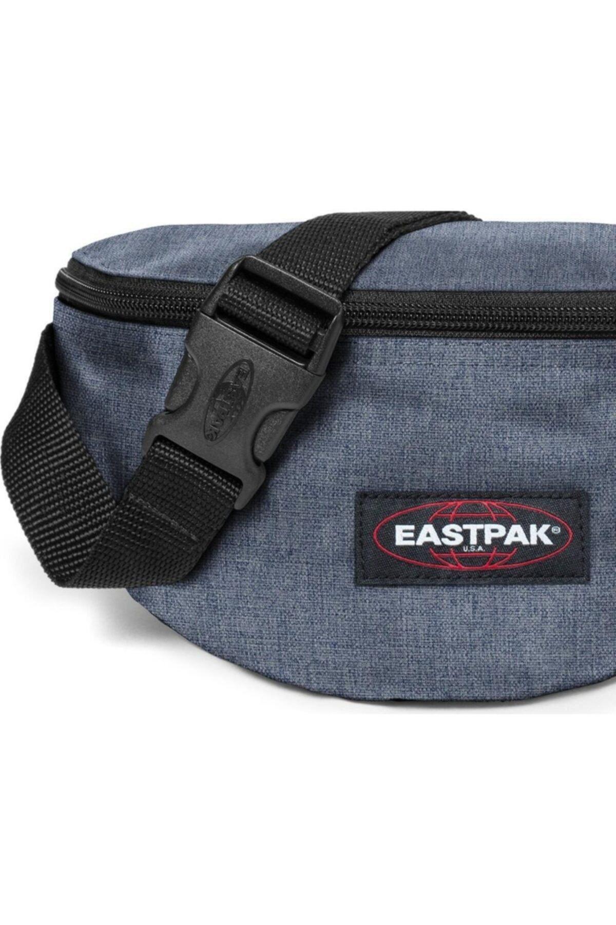 Eastpak Springer Crafty Jeans Unisex Bel Çantası Ek07442x 2