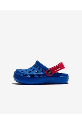 SKECHERS SWIFTERS Küçük Erkek Çocuk Mavi Sandalet