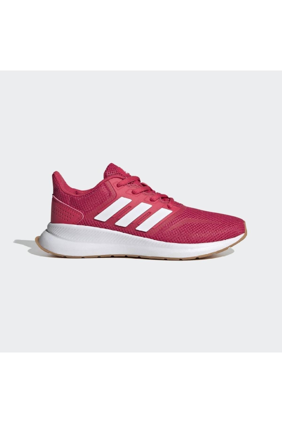 adidas Kadın Pembe Spor Ayakkabı Runfalcon 1