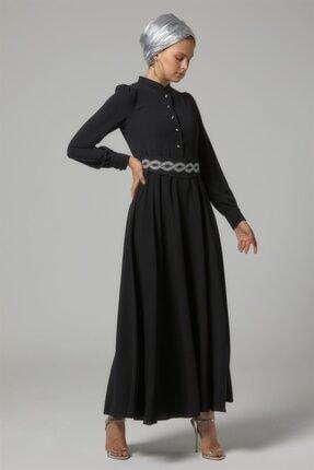 Doque Elbise-siyah Do-b20-63030-12