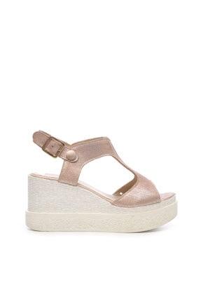 KEMAL TANCA Kadın Sandalet Sandalet 146 8525 Bn Sndlt