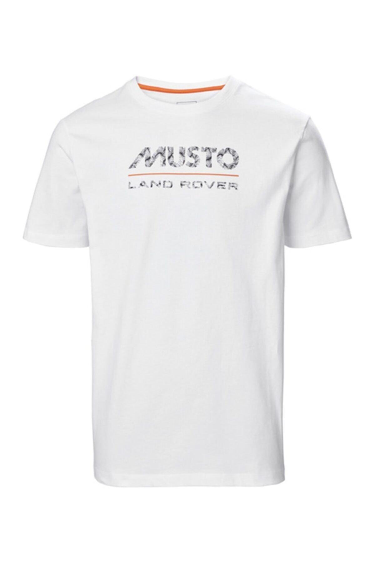 Musto Lr Ss Logo Tee 1