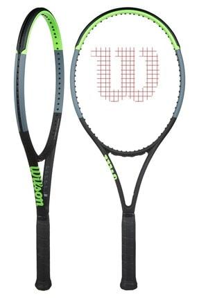 "Wilson Blade 100l V7.0 Yetişkin Tenis Raketi (27""/grip L1)"