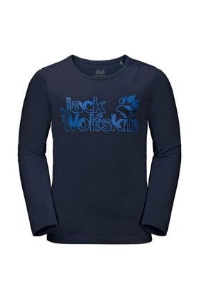 Jack Wolfskin G Ls Kız Çocuk T-shirt