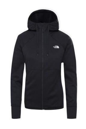 THE NORTH FACE Hikesteller Midlayer Kadın Sweatshirt Siyah
