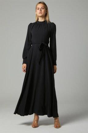 Doque Elbise-siyah Do-b20-63022-12