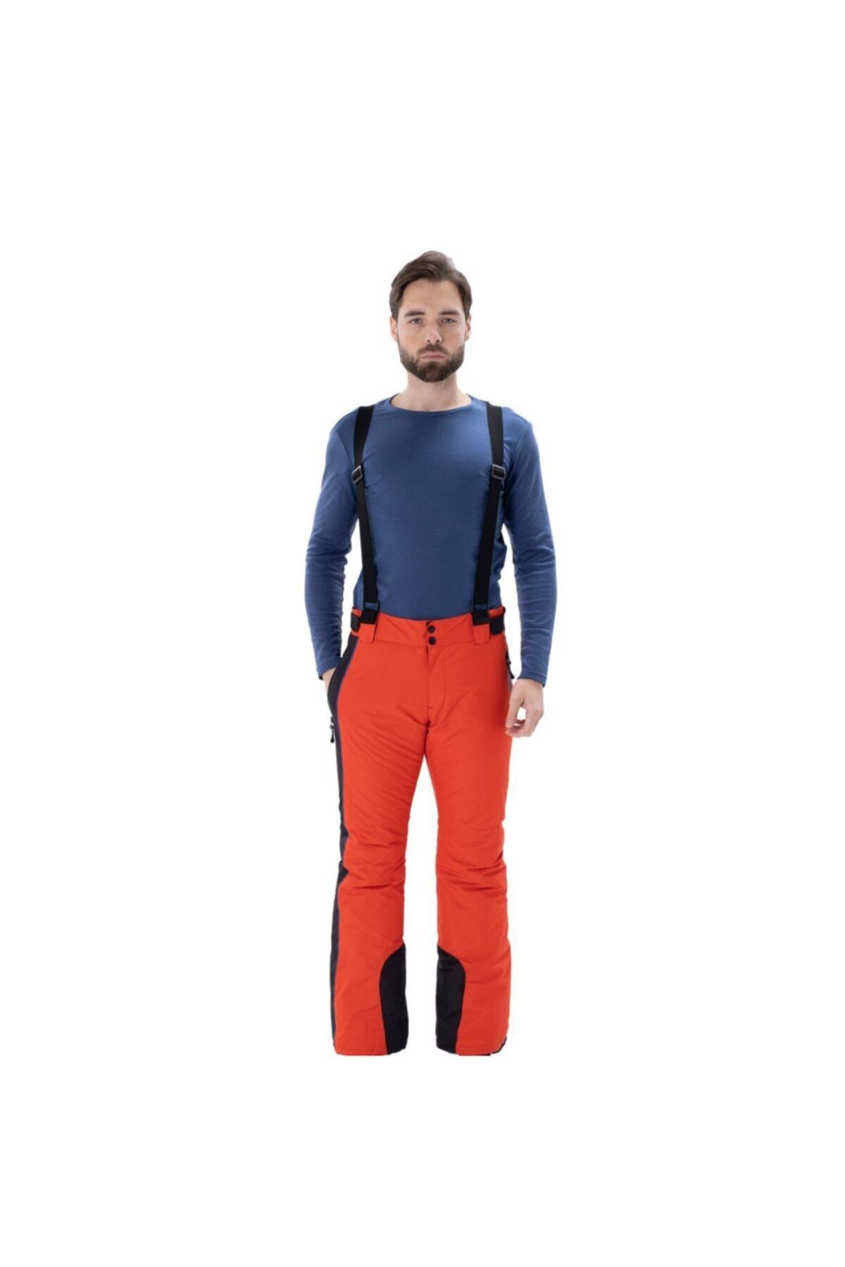 Exuma H Ski Pant M Erkek Kırmızı Pantolon 2013022-17 1