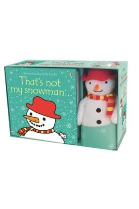 The Usborne That's Not My Snowman Book & Toy