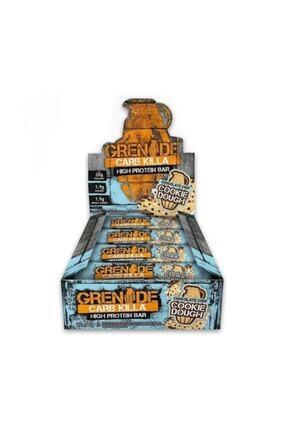 Grenade Carb Killa Çikolata Parçacıklı Kurabiye Aromalı 60g X 12 Adet
