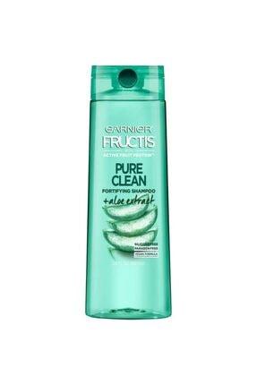 Garnier Fructis Pure Clean Şampuan 650ml