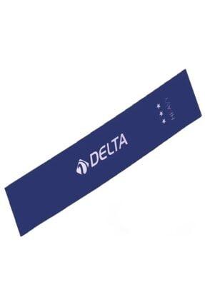 Delta Blh769 Aerobik Bandı Lateks Bant Pilates Lastiği-tam Sert