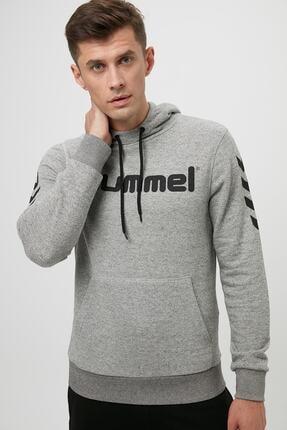 HUMMEL Erkek Sweatshirt - Hmlminau Hoodie