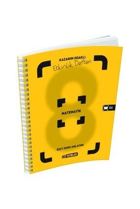 Hız Yayınları 8. Sınıf Matematik Özet Konu Anlatımlı Etkinlik Defteri