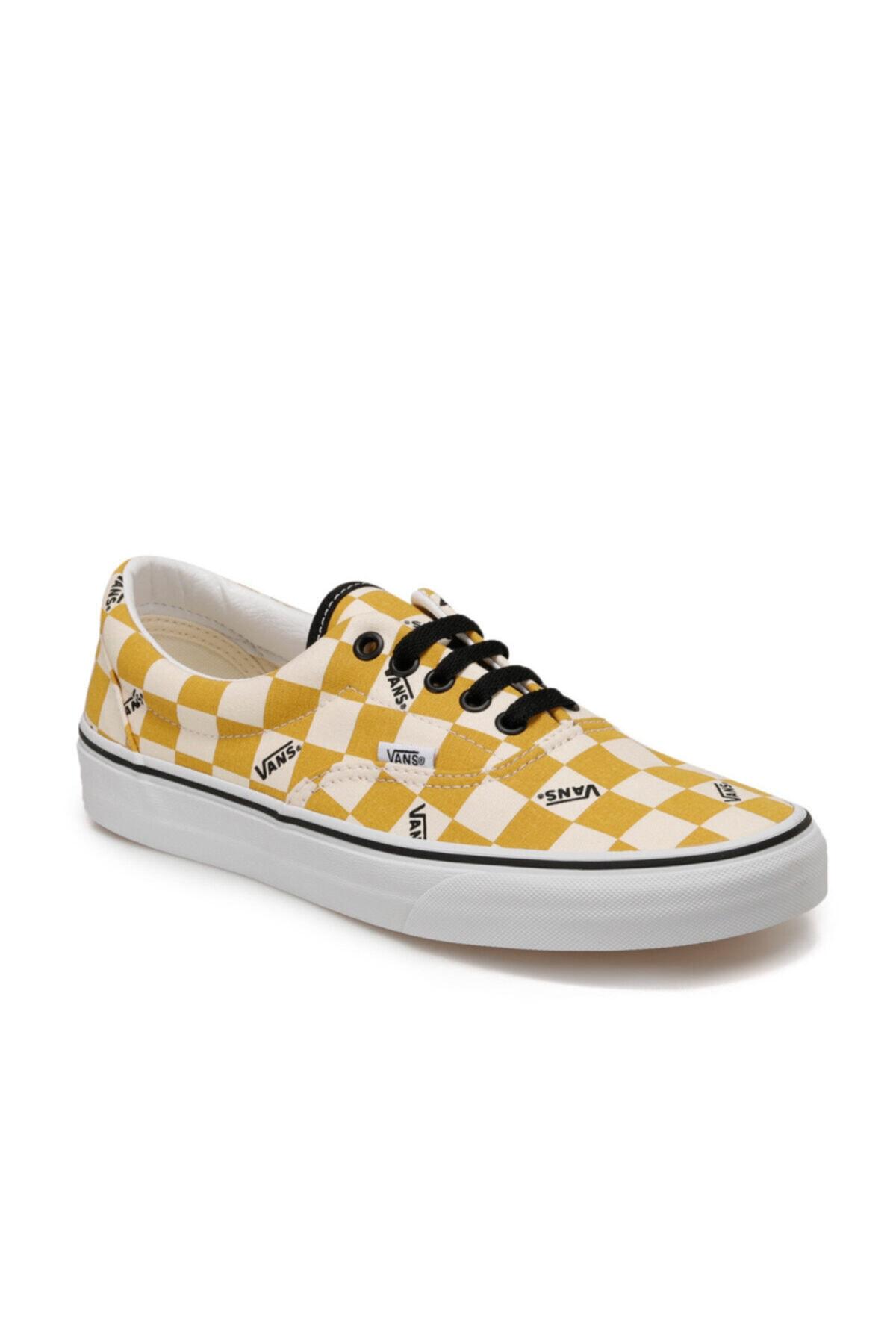 Vans UA ERA Sarı Erkek Sneaker Ayakkabı 100583595 1