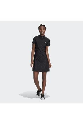 adidas Kadın Siyah Elbise (Ge6198)