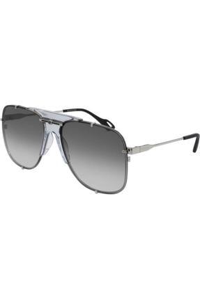 Gucci Gg0739s 001 Kare Unisex Güneş Gözlüğü