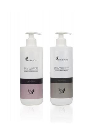 Native Base Daily Günlük Şampuan 500 ml Ve Saç Kremi 500 ml