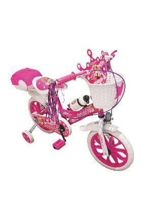 Dilaver Kız Çocuk Pembe 15 Cant Bisikleti Bebeciden