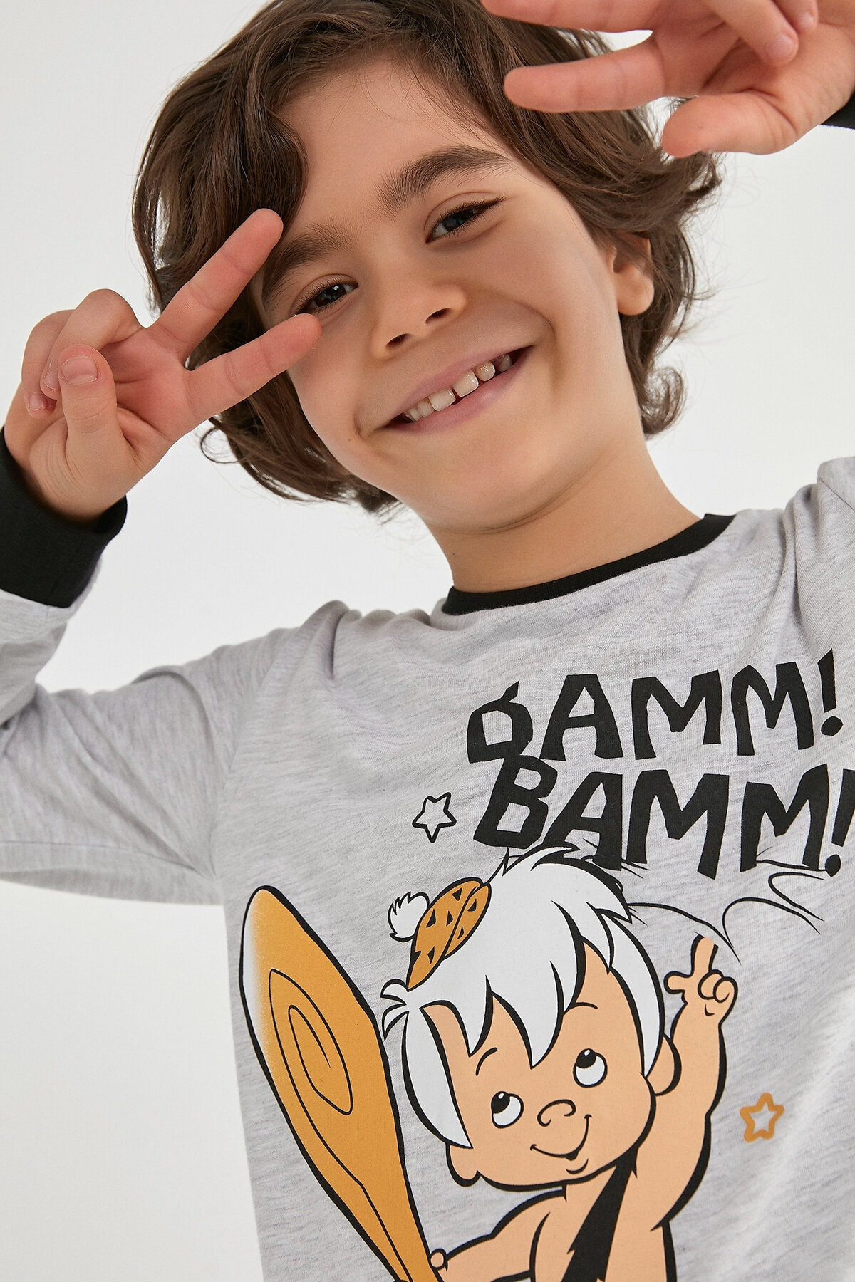 Penti Erkek Çocuk  Pijama Takımı 2 li 2