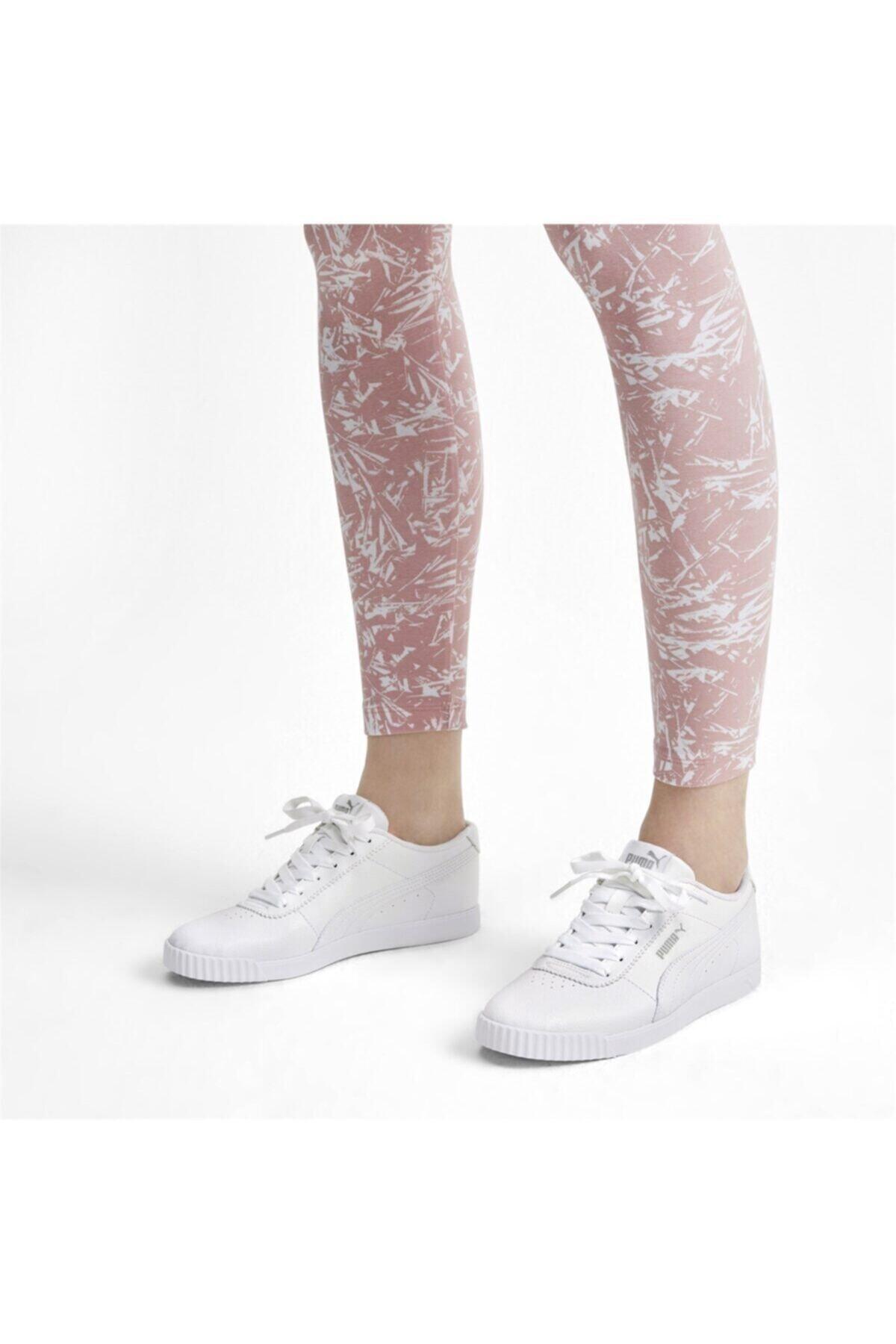 Puma 370548 Beyaz Kadın Spor Ayakkabı 2