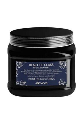 Davines Heart Of Glass Sarı Saçlar İçin Geliştirici Maske 750 ml