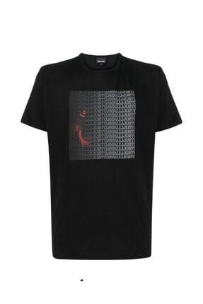 Just Cavalli Mit Digital-logo T-shirt