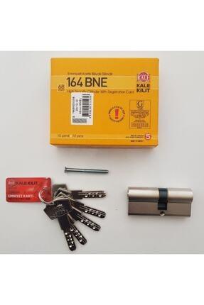 Kale Kilit Kale 164 Bne Bilyalı Barel 68mm Saten 5 Anahtarlı Çelik Kapı Kilidi