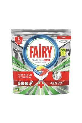 Fairy Platinum Plus 50'li Hepsi Bir Arada Tablet