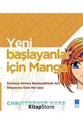 Bilge Kültür Sanat Yeni Başlayanlar İçin Manga