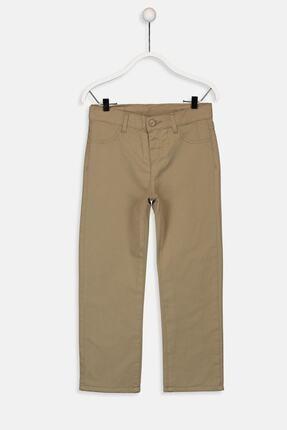 LC Waikiki Erkek Çocuk Deve Tüyü Jht Pantolon