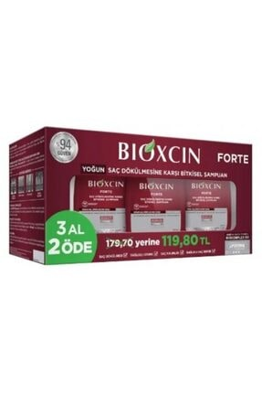 Bioxcin Bıoxcın Forte 300 ml 3 Al 2 Öde